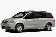 Dodge Grand Caravan 2010 grey